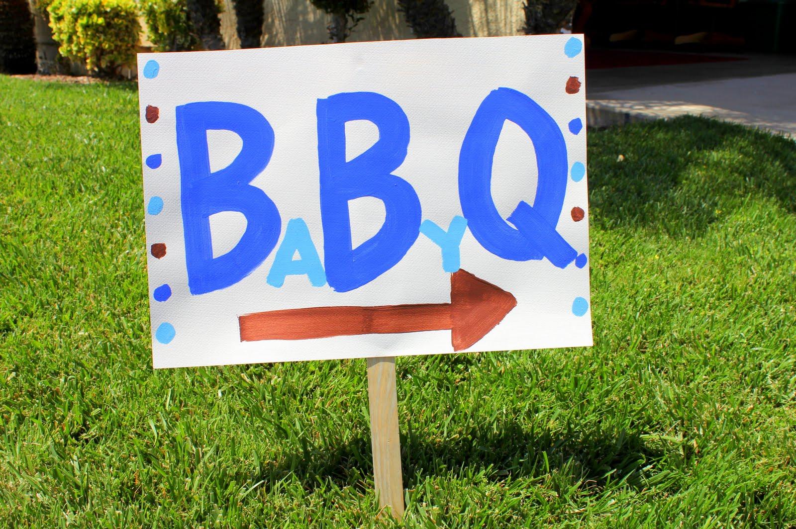 BaByQ Baby Shower BBQ Mason Jars Hot Sauce Whimsy Wise (14)